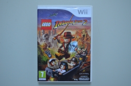 Wii Lego Indiana Jones 2 The Adventure Continues