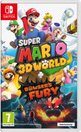Switch Super Mario 3D World + Bowser's Fury [Nieuw]
