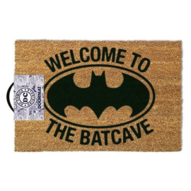 Batman Batcave Deurmat - Pyramid International