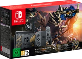 Nintendo Switch Console Monster Hunter Rise Edition (2019 Upgrade) [Nieuw] - €399,99