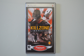 PSP Killzone Liberation (Platinum)