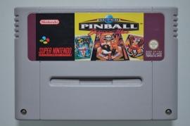 SNES Super Pinball