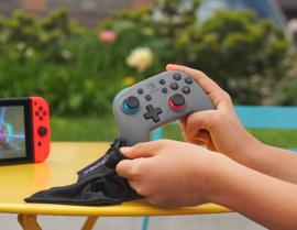 Nintendo Switch Wireless Controller Nano Enhanced - PowerA [Nieuw]