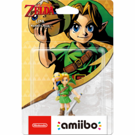 Amiibo Link Majora's Mask - The Legend of Zelda Collection [Nieuw]