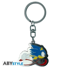 Sonic Sleutelhanger Sonic Speed - ABYStyle