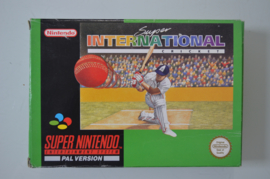 SNES Super International Cricket [Compleet]