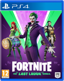 Ps4 Fortnite The Last Laugh (Code In A Box) [Nieuw]