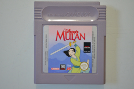 Gameboy Disney's Mulan