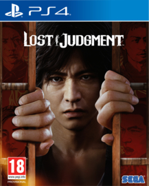 Ps4 Lost Judgment [Pre-Order]