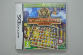 DS Heroes of Hellas 2 Olympia