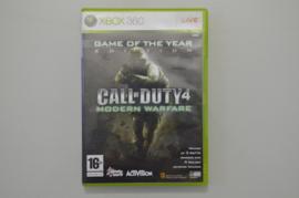 Xbox 360 Call of Duty 4 Modern Warfare