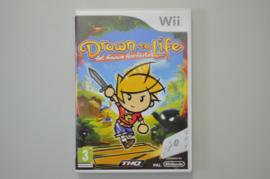 Wii Drawn to Life Het Nieuwe Hoofdstuk