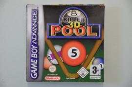 GBA Killer 3D Pool [Compleet]