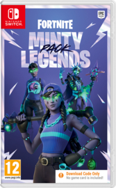 Switch Fortnite The Minty Legends Pack [Pre-Order]