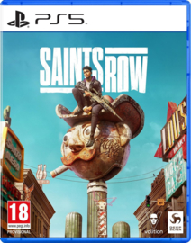 PS5 Saints Row - Day One Edition [Pre-Order]