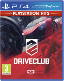 Ps4 Driveclub (Playstation Hits) [Nieuw]