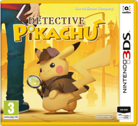 3DS Detective Pikachu [Nieuw]