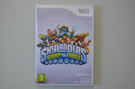 Wii Skylanders Swap Force