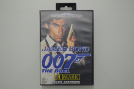 Mega Drive 007 James Bond The Duel [Compleet]