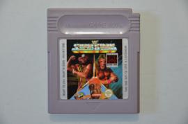 Gameboy WWF Superstars