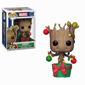 Marvel Funko Pop - Holiday Groot #399 [Nieuw]