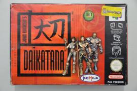 N64 Daikatana [Compleet]