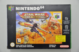 N64 Star Wars Rogue Squadron [Compleet]