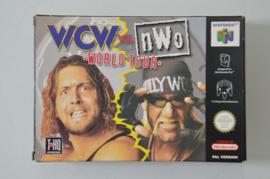 N64 WCW vs. nWO World Tour [Compleet]