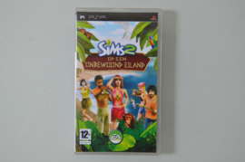 PSP De Sims 2 Op een onbewoond eiland
