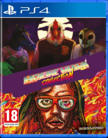 Ps4 Hotline Miami Collection [Pre-Order]