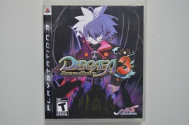 Ps3 Disgaea 3 Absence of Justice