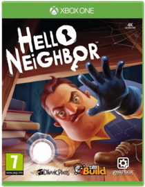 Xbox One Hello Neighbor [Nieuw]