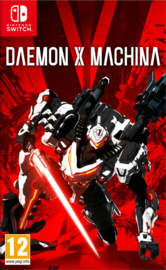 Switch Daemon X Machina [Nieuw]