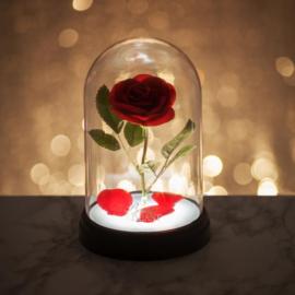 Disney Beauty & The Beast Enchanted Rose Light - Paladone [Nieuw]