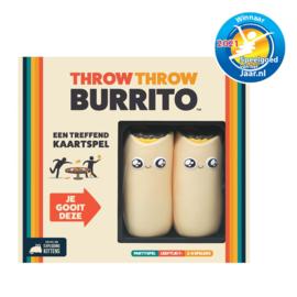 Throw Throw Burrito NL - Exploding Kittens [Nieuw]