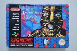 SNES The Lawnmower Man [Compleet]