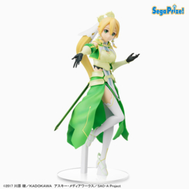 Sword Art Online Alicization - War of Underworld Figure Leafa Earth Goddess Terraria - Sega [Pre-Order]