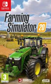Switch Farming Simulator 2020 [Nieuw]