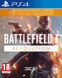 Ps4 Battlefield 1 Revolution [Nieuw]