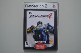 Ps2 MotoGP 4 (Platinum)