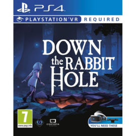 Ps4 Down The Rabbit Hole (PSVR) [Pre-Order]