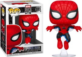 Marvel 80 Years Spider-Man Funko - First Appearance Spider-Man #593 [Nieuw]