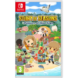 Switch Story of Seasons Pioneers of Olive Town [Pre-Order]