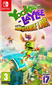 Switch Yooka Laylee and the Impossible Lair [Nieuw]