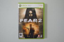 Xbox 360 Fear 2 Project Origin