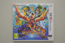 3DS Monster Hunter Stories