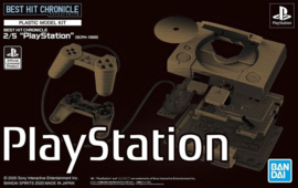 Sony Playstation Model Kit Best Hit Chronicle Playstation (SCPH-1000) [Pre-Order]
