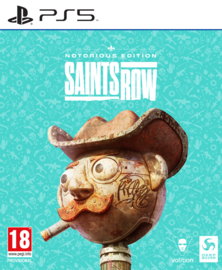PS5 Saints Row Notorious Edition [Pre-Order]