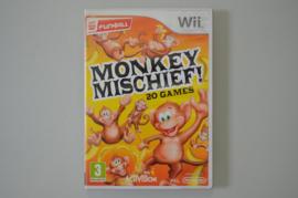 Wii Monkey Mischief!