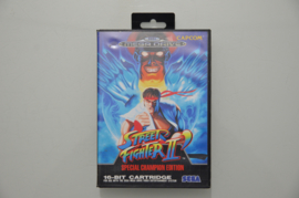 Mega Drive Street Fighter II Special Champion Edition [Compleet]